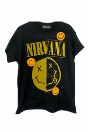 Sojara Vintage Nirvana Tee Shirt - Product Mini Image