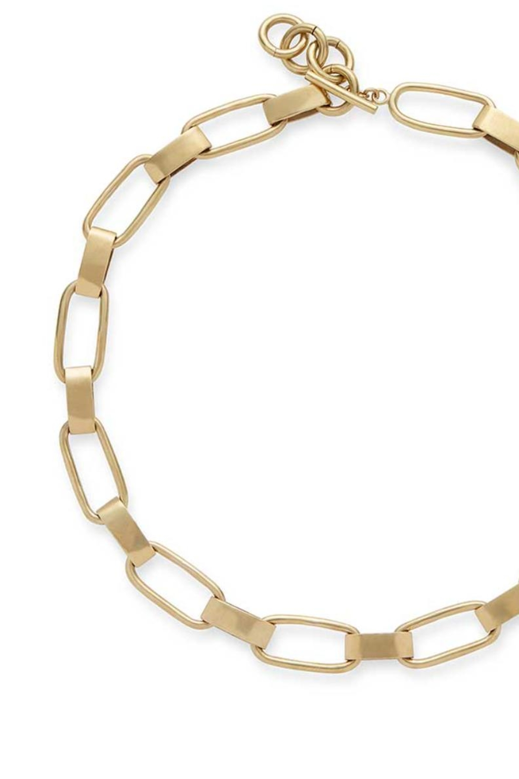SOKO Chunky Link Necklace - Front Full Image