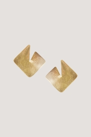 SOKO Square Sia Studs - Product Mini Image