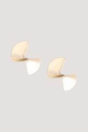SOKO Twisted Sia Studs - Product Mini Image
