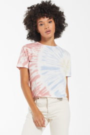 z supply Sol Tie Dye Tee - Product Mini Image