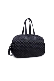 Sol and Selene Getaway Duffel - Front full body