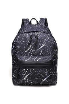 Shoptiques Product: Infinity Marble Backpack