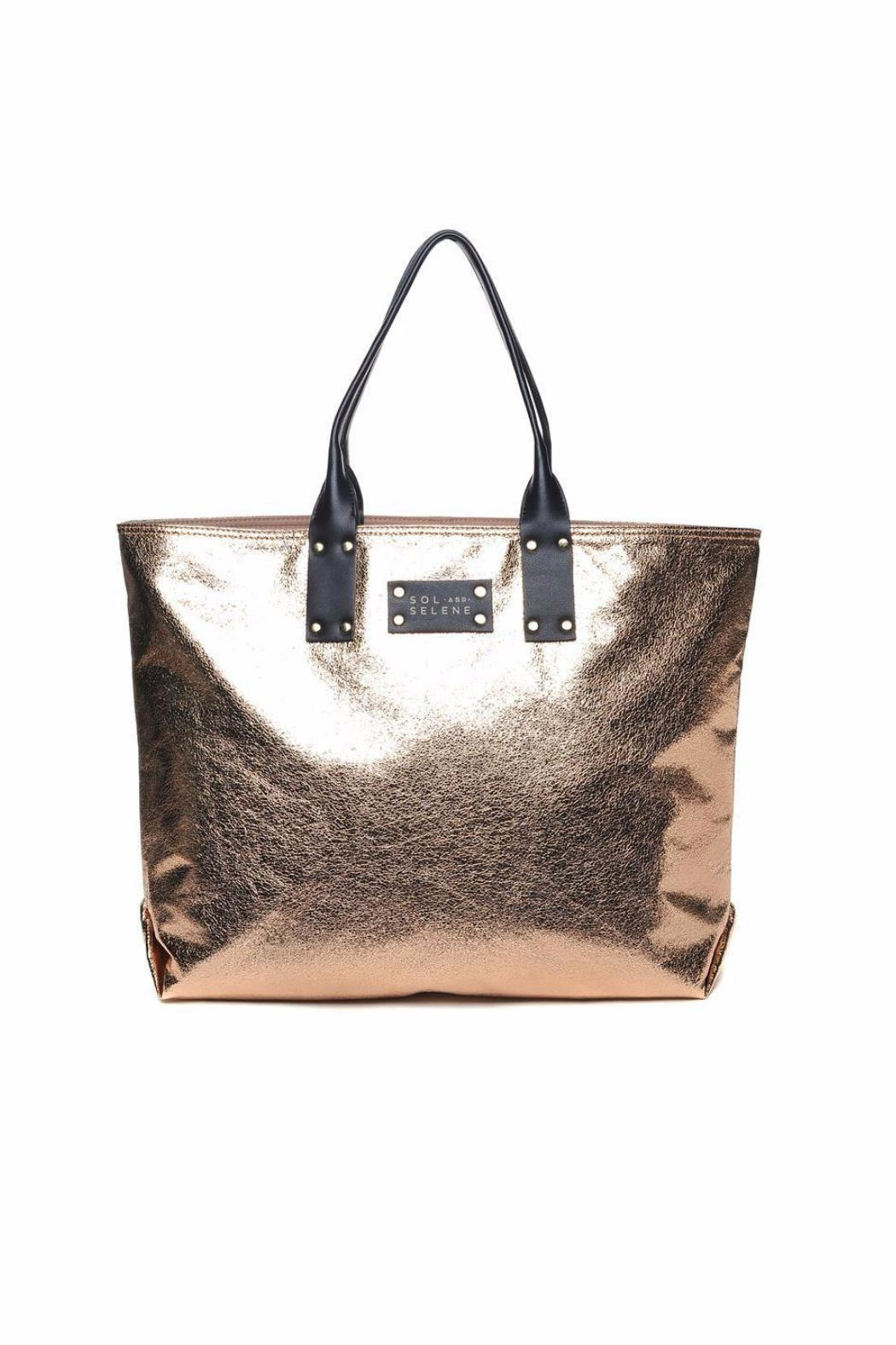 Sol and Selene It Girl Tote - Front Cropped Image