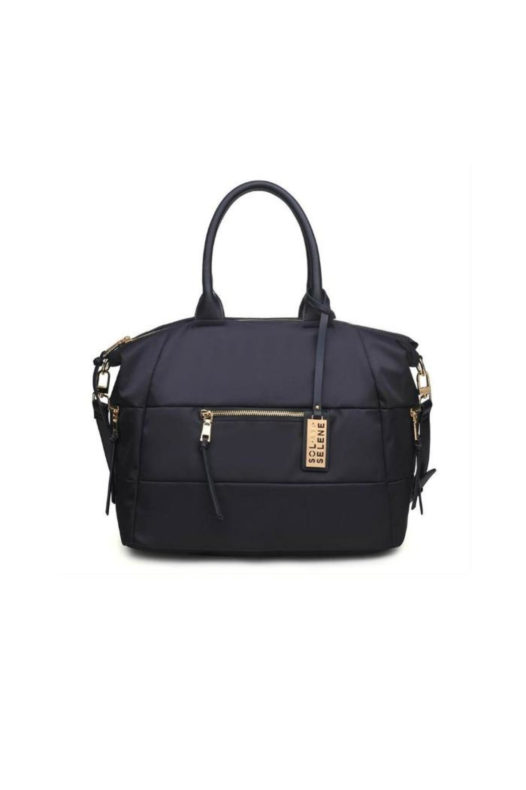 Sol and Selene Jet Tote - Front Cropped Image