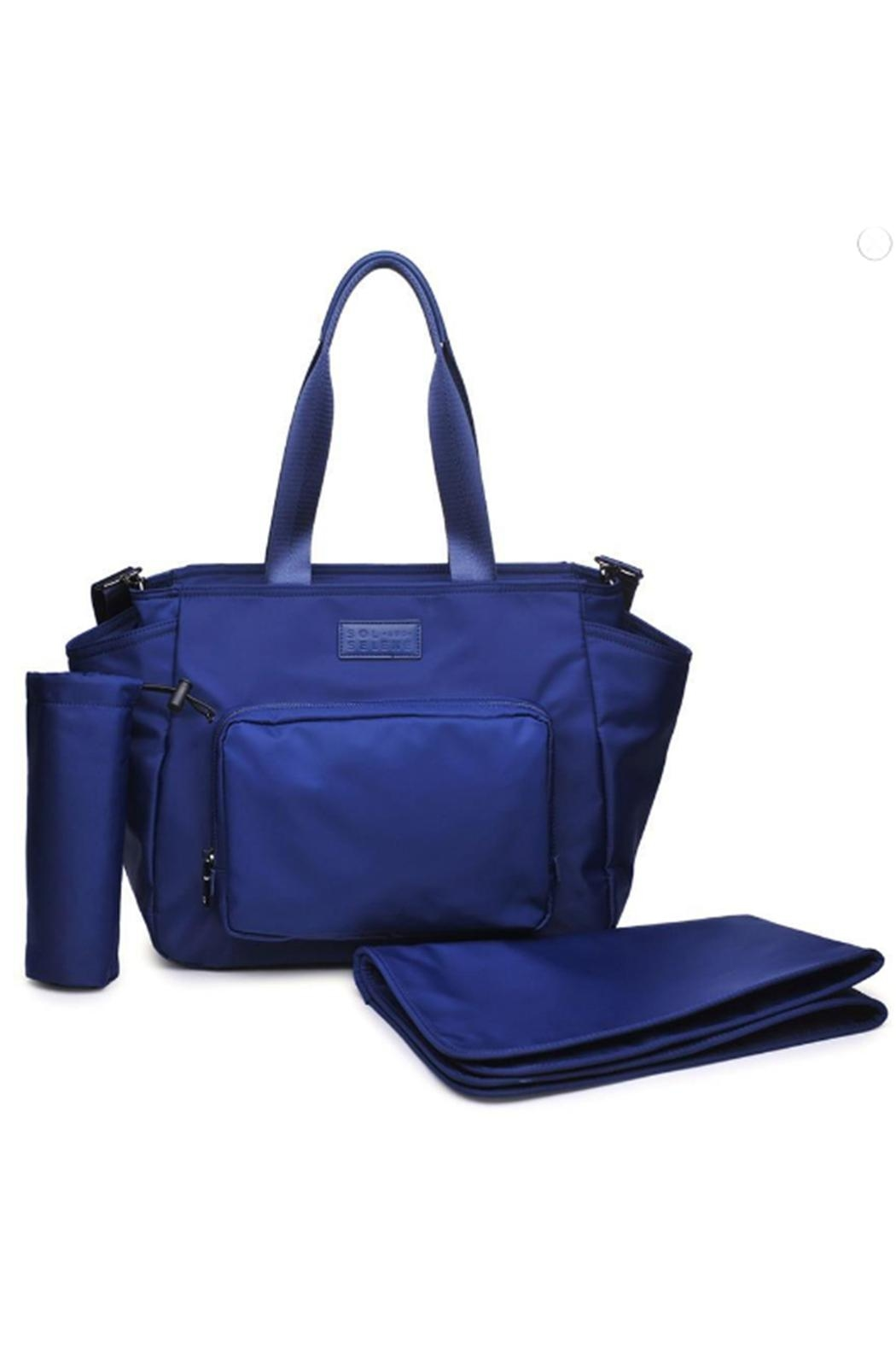 Sol and Selene Newbie Diaper Bag - Front Cropped Image