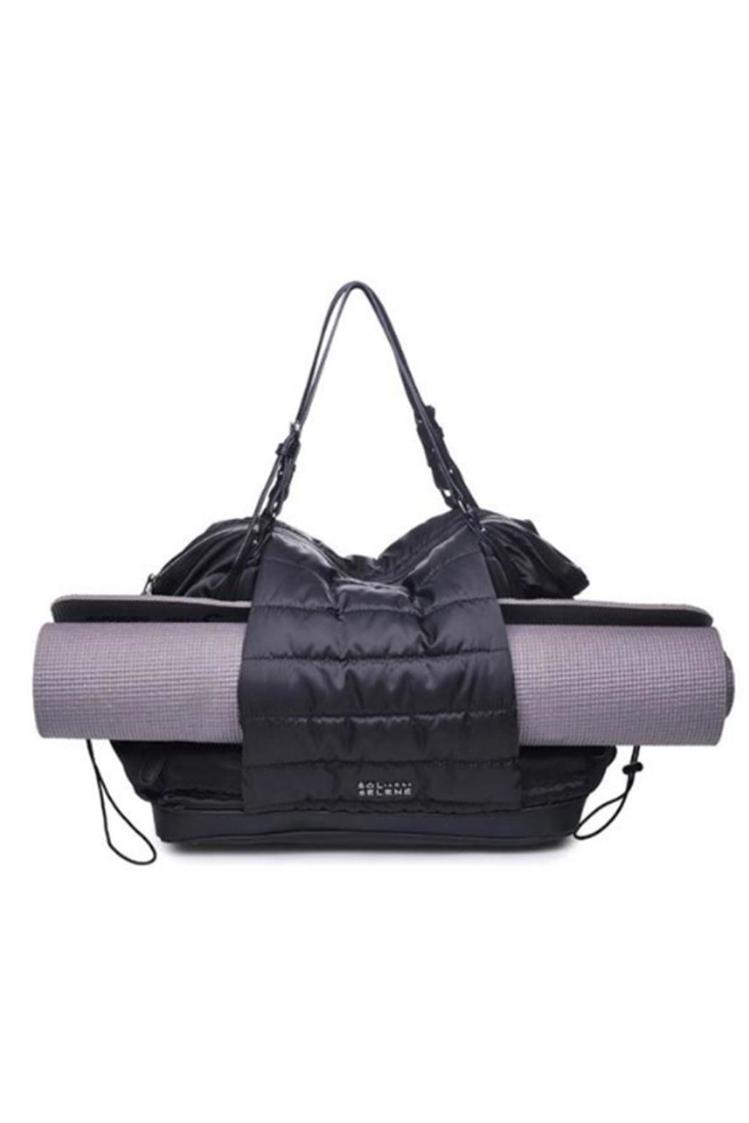 Sol and Selene Rain Check Tote - Side Cropped Image