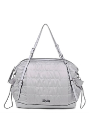 Sol and Selene Rain Check Tote - Front cropped