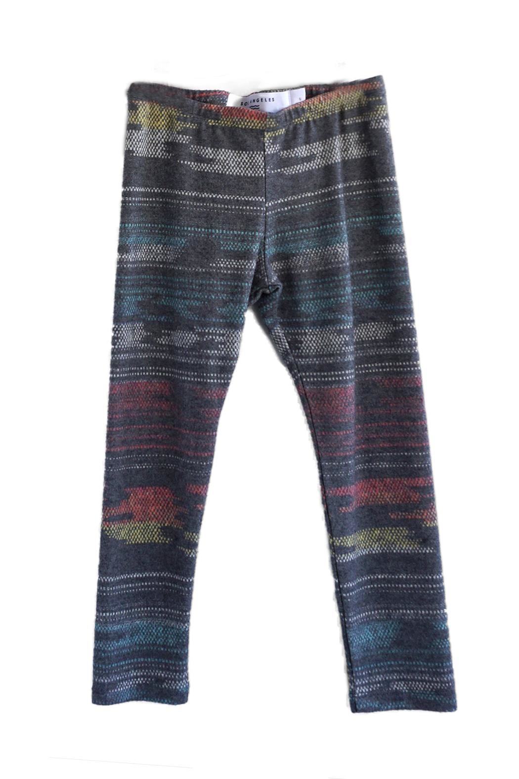 Sol Angeles Madrugada Leggings - Front Cropped Image