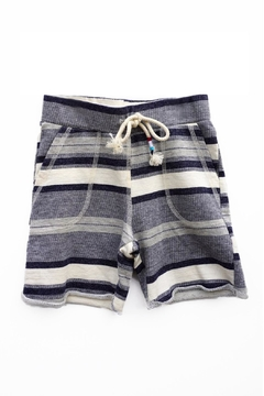 Shoptiques Product: Mayan Stripe Shorts