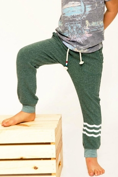 Sol Angeles Waves Hacci Jogger - Product List Image