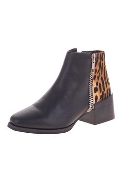 Shoptiques Product: Leather Bootie