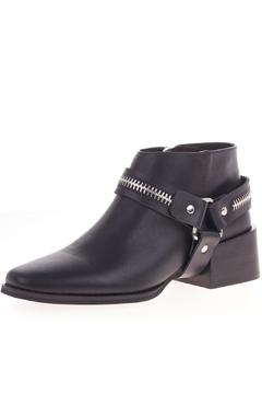 Shoptiques Product: Leather Harness Bootie