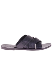 SOL SANA Nora Criss-Cross Slides - Front cropped