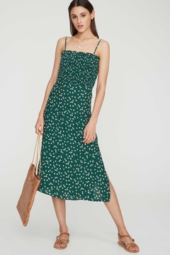 Faithfull The Brand Solange Midi Dress - Product List Image