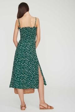 Faithfull The Brand Solange Midi Dress - Alternate List Image