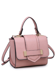 Urban Expressions Solange Satchel - Front full body