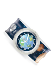 Watchitude Solar System Slap Watch - Front cropped