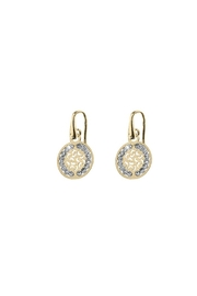 Lets Accessorize Sole Disk Earrings - Product Mini Image