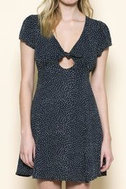Sole Mio Polka Dot Dress - Side cropped