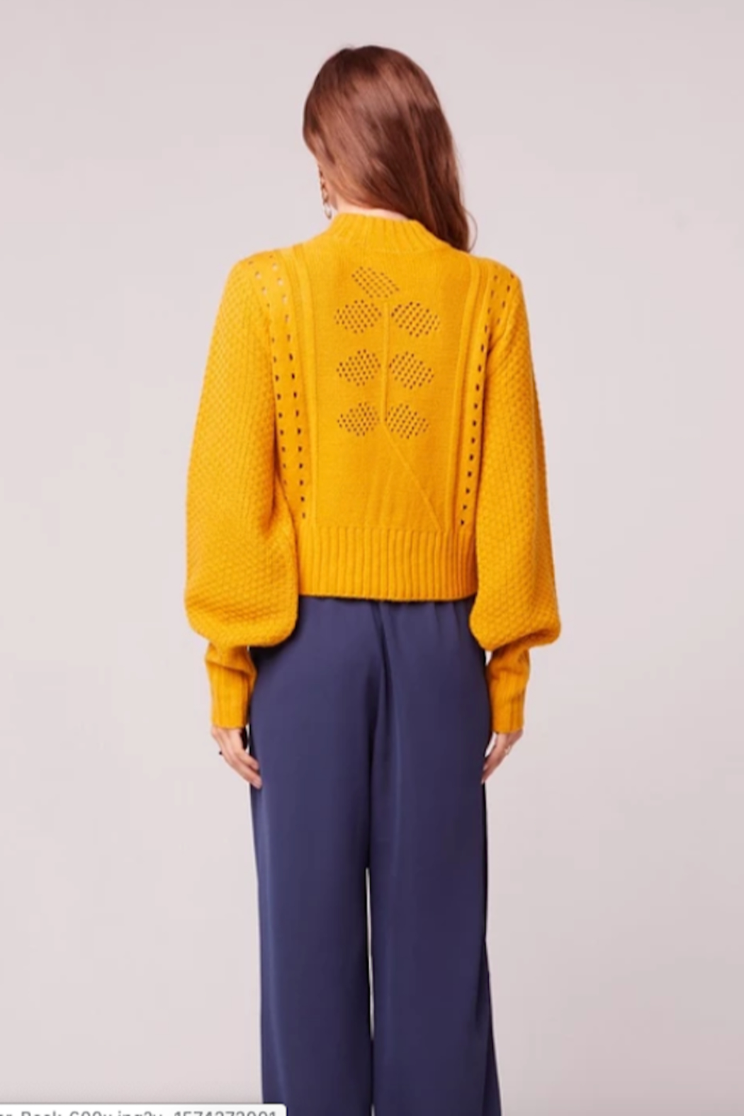 Band Of Gypsies Soleil Sweater - Side Cropped Image