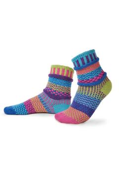 Solmate Socks Mismatched Knit Socks - Alternate List Image
