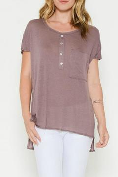 Shoptiques Product: Basic Cozy Top
