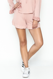 Solemio French Terry Shorts - Product Mini Image