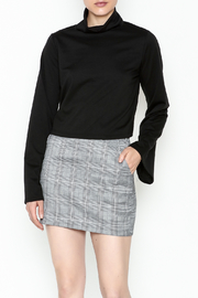 Solemio Grommet Tie Sweater - Product Mini Image