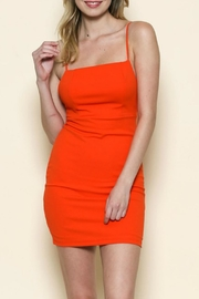 Solemio Square Cut Dress - Product Mini Image