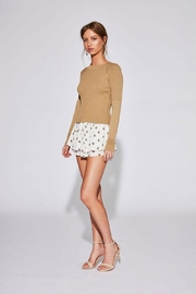 SIR the label Solene Pleated Skort - Product Mini Image