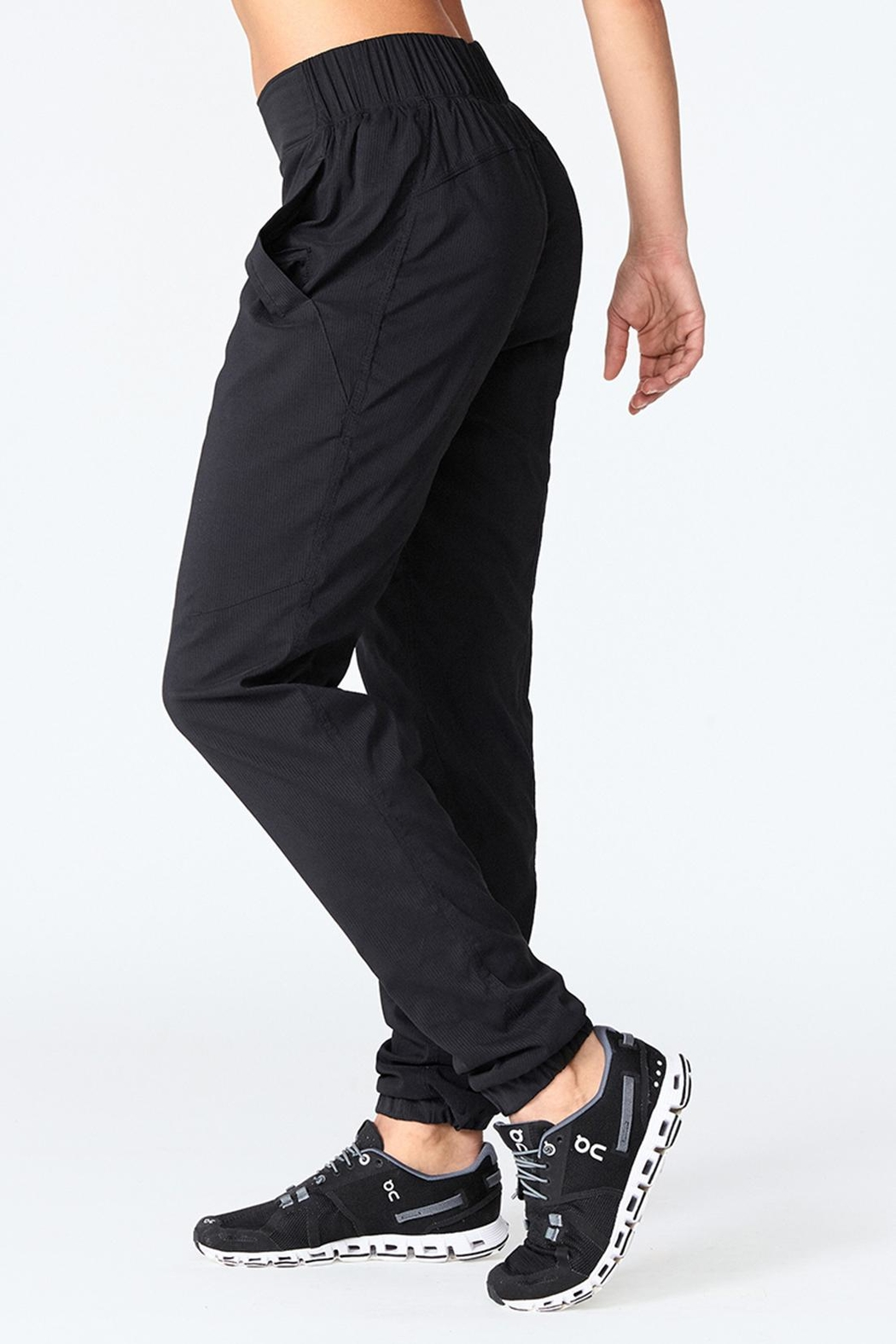 Solfire Amelia Jogging Pants - Side Cropped Image