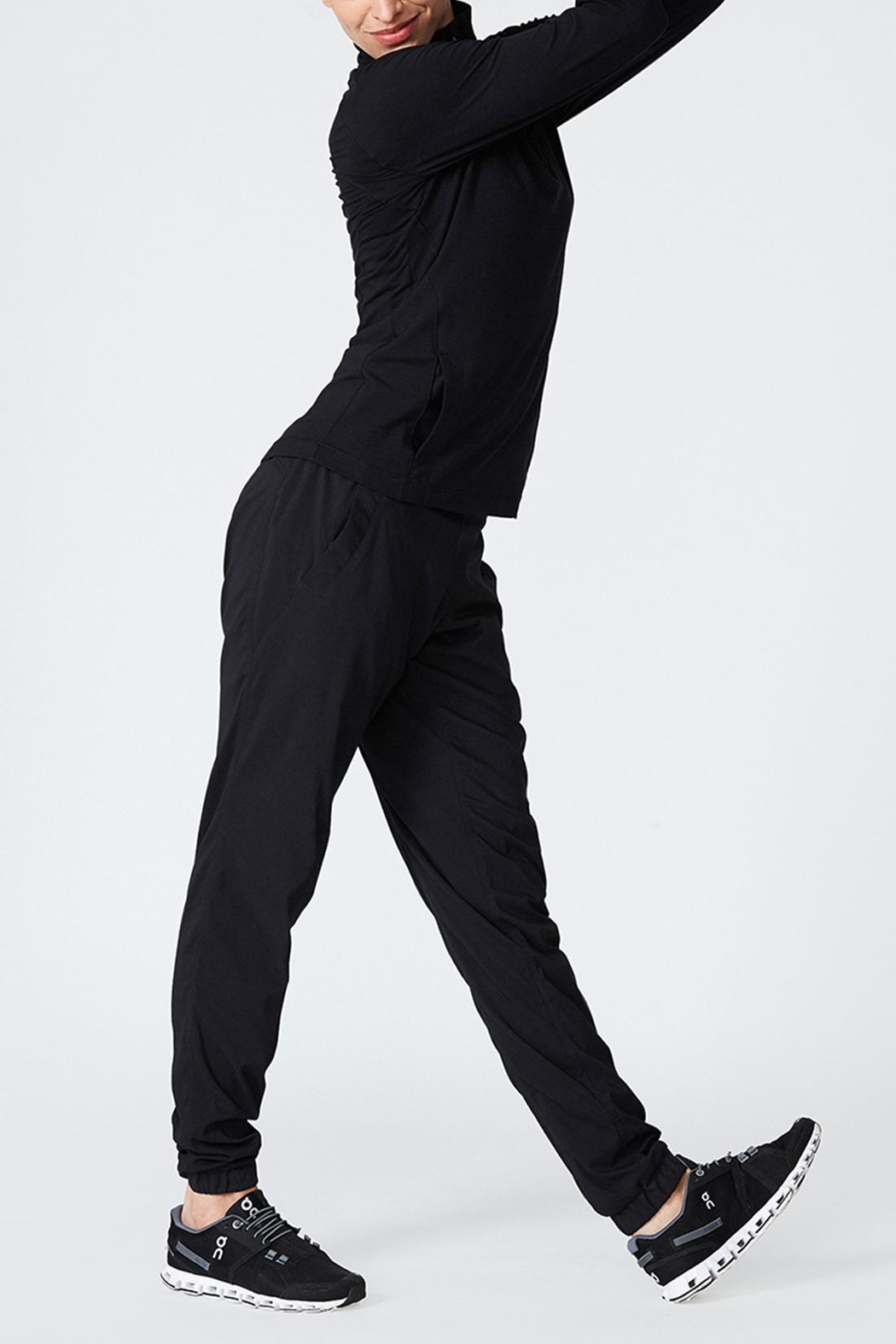 Solfire Amelia Jogging Pants - Back Cropped Image