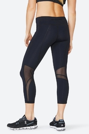 Solfire Chelsea Mesh Tight Leggings - Front full body