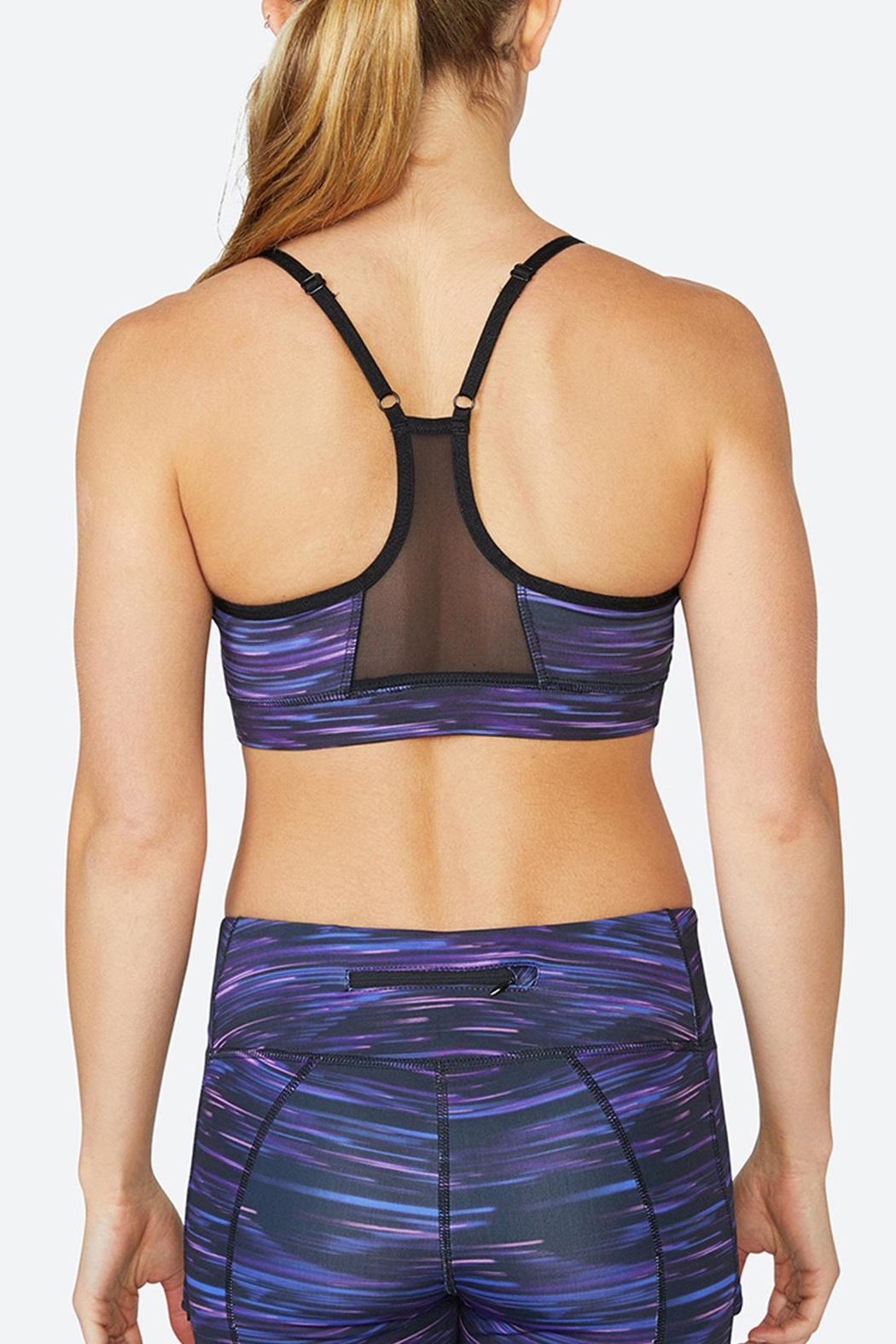 Solfire Circuit Sports Bra - Front Full Image
