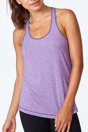Solfire Jessica Racer Back Top - Product Mini Image