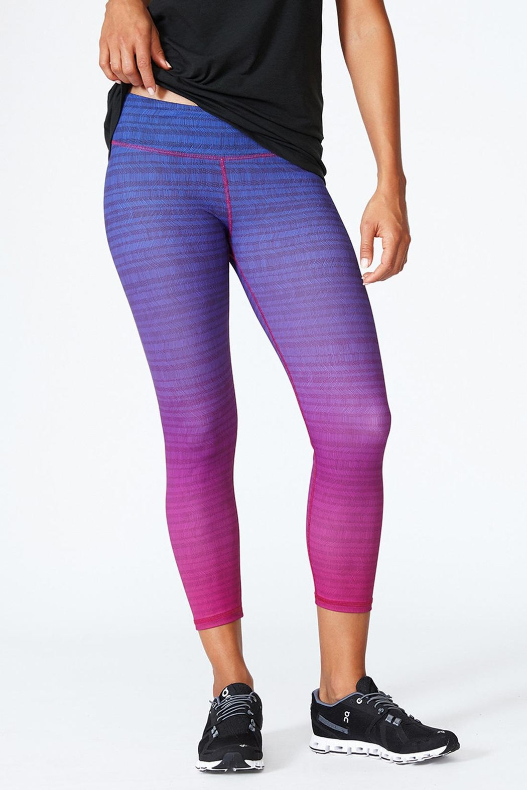 Solfire Marianne Tight Leggings - Front Cropped Image