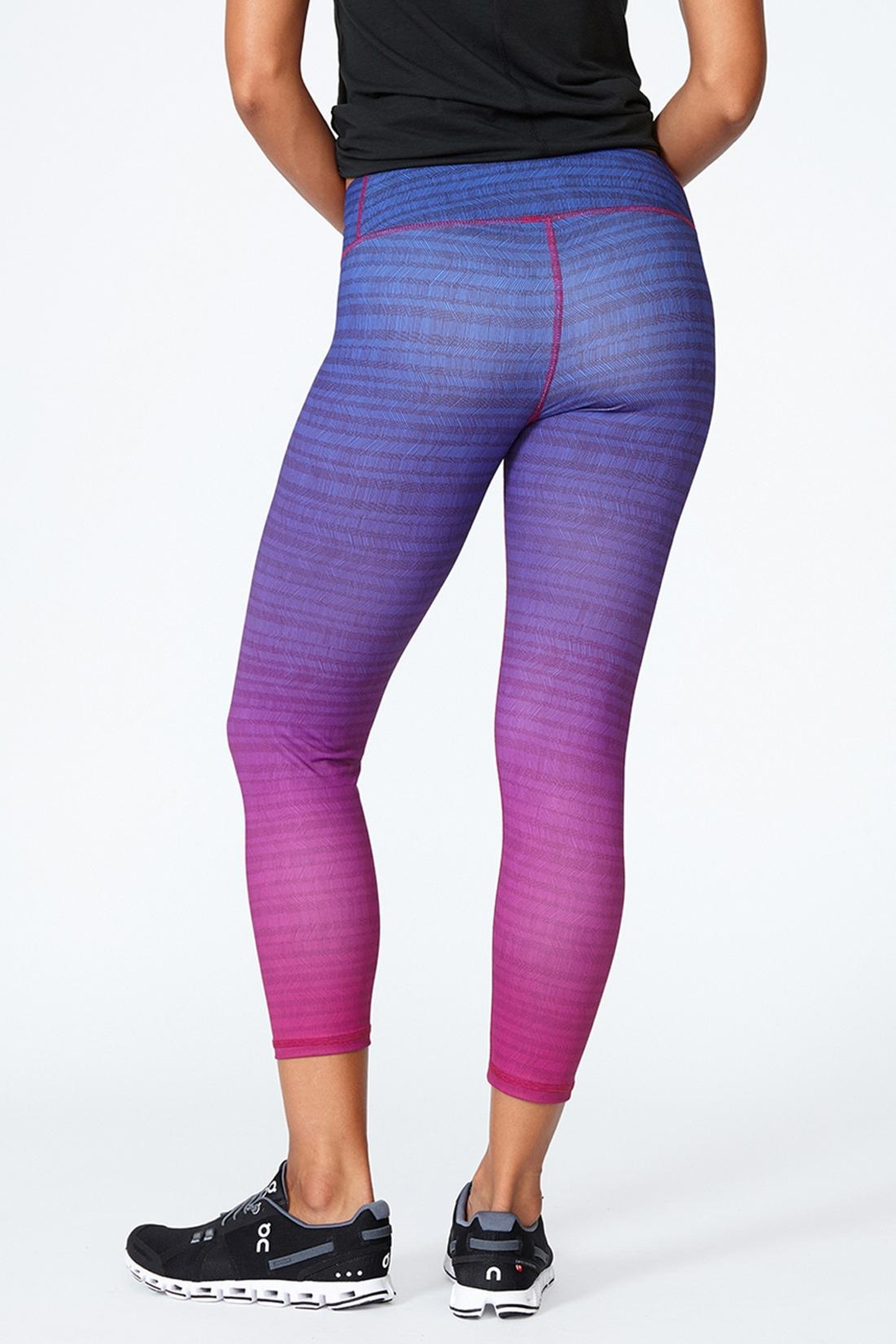Solfire Marianne Tight Leggings - Side Cropped Image