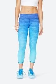 Solfire Blue Marianne Tight Leggings - Product Mini Image