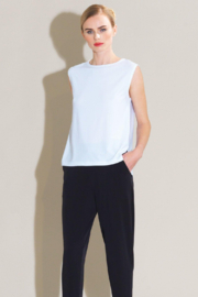Clara Sunwoo Solid Box Tank - Product Mini Image