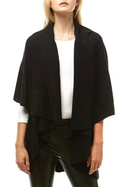 Hana Solid Cape Shawl - Product Mini Image