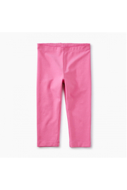 Tea Collection Solid Capri Legging - Front full body