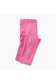 Tea Collection Solid Capri Legging - Front cropped
