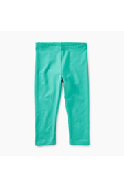 Tea Collection Solid Capri Leggings - Product Mini Image