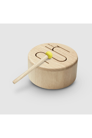 Plan Toys Solid Drum Natural - Product Mini Image