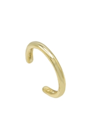 Lets Accessorize Solid Ear Cuff - Front cropped