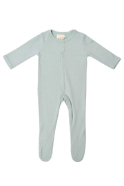 Kyte Baby Solid Footie - Front cropped