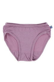 Kickee Pants Solid Girl Underwear - Product Mini Image