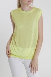 Thread+Onion Solid Knit Top - Product Mini Image
