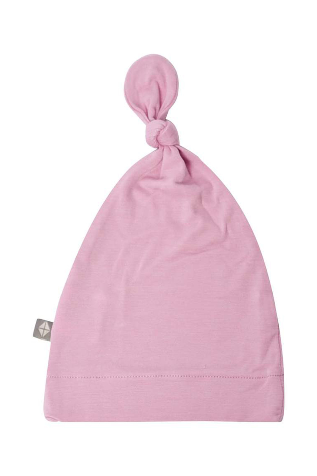 Kyte Baby Solid Knotted Cap - Front Cropped Image